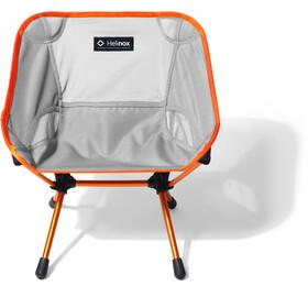 Helinox Chair One Mini Barn grey-curry